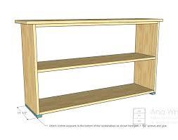Bookcase Plans With Doors Bookcase Plans Pdf Built In With Doors Lebensversicherungkaufen