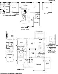 richmond american homes floor plans new homes in st augustine fl home builders in shearwater
