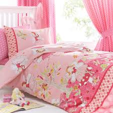 fairy picnic single bedding fairies and flowers amazon co uk