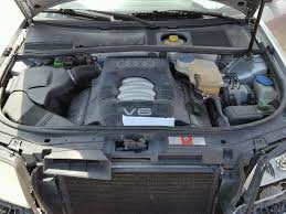 2001 audi a6 engine 2001 audi a6 2 8 qua photos salvage car auction copart usa
