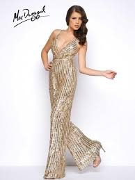 prom jumpsuit mac duggal 4496m sequin jumpsuit for prom novelty