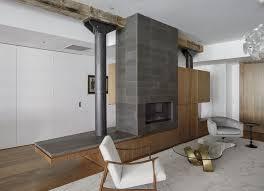 Tribeca Loft Industrial Tribeca Loft In Ny Exudes A Liveliness Freshome