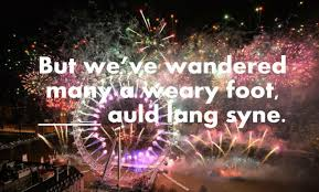 what does auld lang syne mean and what are the lyrics metro news