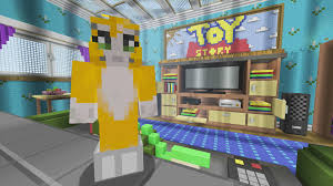 minecraft xbox toy story 2 living room 2 youtube