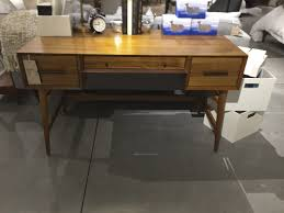 west elm wood coffee table 65 most awesome west elm round coffee table vanity wood side desk