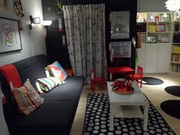 ikea showroom playroom living or family room shopping