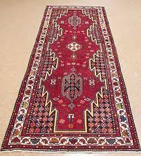 Red Runner Rug Medallion Tribal Runner Rugs Ebay