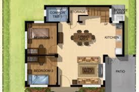 one storey house floor plan stunning home design philippines contemporary decoration design