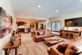 solid rock construction colorado springs basement finisher