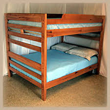 Bunk Beds Aspen Queen Size Bunk Bed RU RM  Elitedecorecom - Queen sized bunk beds
