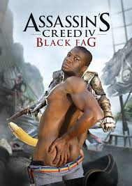Gay Black Man Meme - if 4chan made games 4chan
