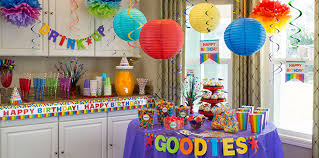 themed decorations birthday party supplies for kids adults birthday party ideas