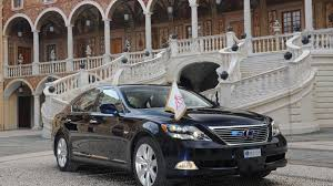 lexus ls600h vs mercedes s special lexus ls 600h l official car at royal wedding of prince albert