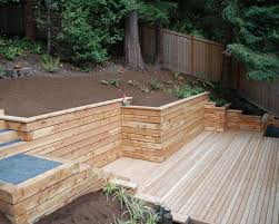 Blog C  K Farrell Contractors Auckland - Timber retaining wall design