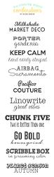 Best Font For Resume Lifehacker by Best 25 Find Fonts Ideas On Pinterest Chalkboard Fonts Free