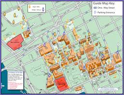 Uh Campus Map Emergency Information