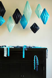 Room Decorating Ideas With Paper 6 Easy Diy Paper Party Decorations Handmade Charlotte