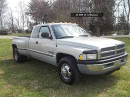 Dodge Ram Cummins 1999 - 1999 dodge ram pickup 3500 information and photos zombiedrive