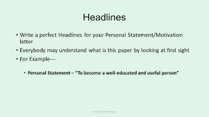 how to write a paper presentation how to write personal statement for scholarship ppt download 3 headlines write a