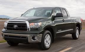 lexus pickup truck 2016 2010 toyota tundra 4 6 v8 u2013 review u2013 car and driver