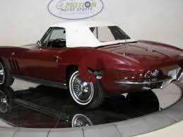 1965 chevy corvette for sale 1965 chevrolet corvette stingray convertible 327 3