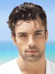 mens wavy hair hairstyles square face mens wavy hair hairstyles