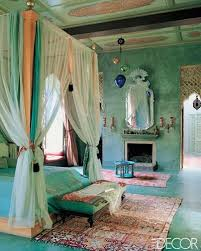 Moroccan Themed Bedroom Decorating Ideas Decoholic - Moroccan interior design ideas