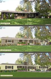 42 best ranch homes 60s style images on pinterest architecture