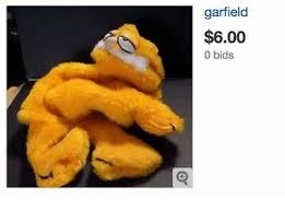 Garfield Memes - garfield 600 0 bids dank meme on me me