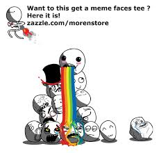 Proud Face Meme - meme faces tee