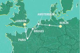 Elac Map Top 10 France Tours U0026 Trips 2017 18 Geckos Adventures Us