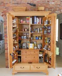 Wood Kitchen Storage Cabinets Charming Kitchen Pantry Storage Cabinet And Attractive Portable