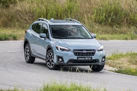 grey subaru crosstrek 2017 subaru xv 2 0i lineartronic 2018 review autocar