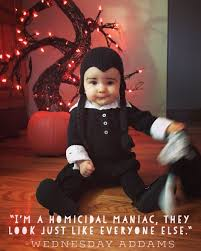 Halloween Costumes Addams Family Wednesday Addams Baby Costume Crochet Wig Hat Halloween