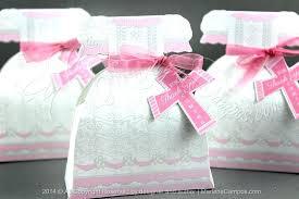 baptism favors ideas baptism centerpieces pink cross bracelet treat gift party