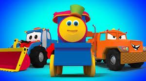 bob the train street vehicles transport adventure 3d rhymes