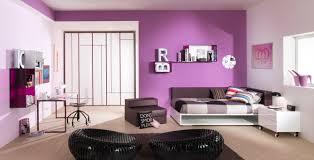 Chambre Prune Et Blanc by Peinture Chambre Fille Rose Violet 5 Purple Childrens Bedroom