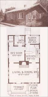 Small Craftsman Bungalow House Plans 1912 Small California Bungalow Plan Los Angeles Investment