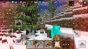 winter craft 3 mine build android apps on google play