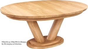 table ovale avec rallonge tables en chene massif meubles et arts liffolois