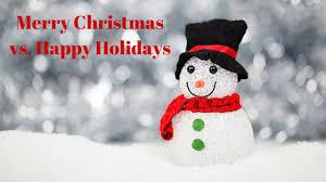 marketing merry vs happy holidays