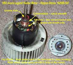 diy pics blower unit removal page 3 the acura legend u0026 acura
