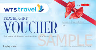 travel voucher images Wts travel holiday package travel agency voucher jpg