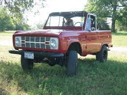 1966 ford bronco overview cargurus
