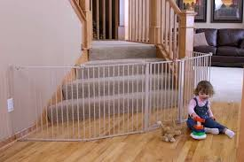 Baby Gate For Banister And Wall What Are The Best Baby Gates In 2017 Products Quora
