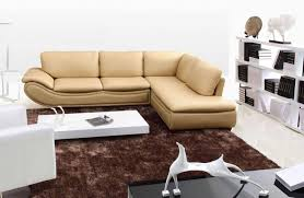 Leather Modern Sofa by Living Room Contemporary Leather Sectional Sofas And Home Ultra
