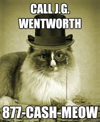 Jg Wentworth Meme - cash meow j g wentworth know your meme