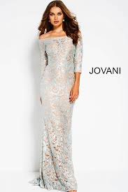 light blue long sleeve dress light blue long fitted three quarter sleeve evening dress