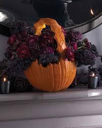 halloween floral centerpieces halloween centerpieces and tabletop ideas martha stewart