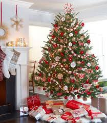 traditional tree decorating ideas home design and home